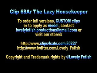 Asian humiliation clips - Clip 68lil - the lazy housekeeper - sale: 8