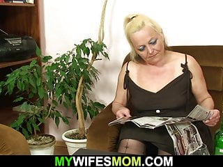 My mother inlaw jerked me off Hairy pussy old mother inlaw rides his cheating cock