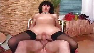 Italian vintage anal