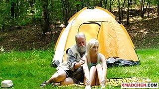 Picnic With Grandpa