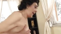 Lesbian: Granny and Teen Fuck