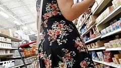 Latina Candid Upskirt #1013