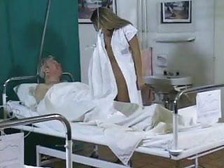 Old man nurse sex Sexy nurse takes care of old man
