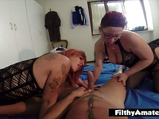 Real orgy tube vids - Amateur pov in real orgy with two italian girls