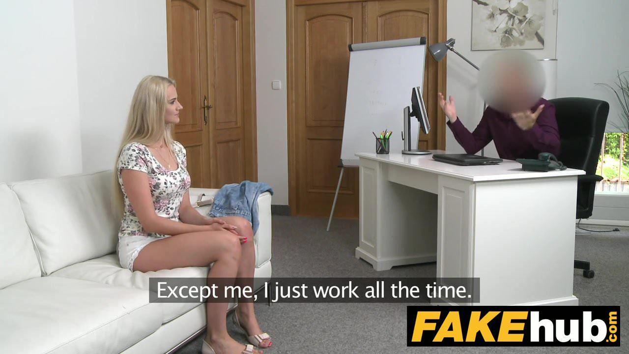 Beautiful Teen Fake Casting