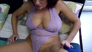Andi James – Step Mom Learns Her Place