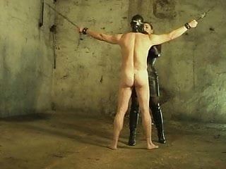 Bondage strict - Strict and erotic whipping