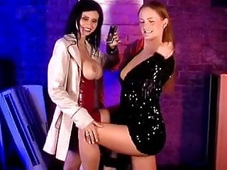 Roma gays - Lilly roma and victoria roberts in the s66 basement