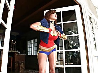 Anna fowler breasts - Tessa fowler - wonder woman