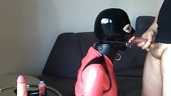 MASTER AND LATEXSLAVE