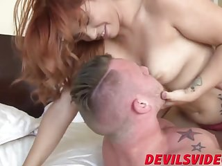 Erotic things up pussy Hot bisexual couple wants to spice things up in their bed