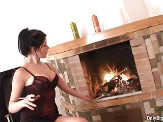 Ellen nordegren nude Adrianne black dominates busty ellen