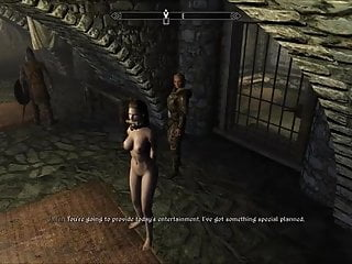 Super heroines in tit peril - Perils of escaped skyrim slavegirl 10