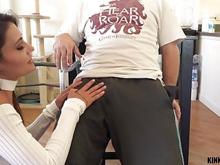 Adult vlog Kinky family - adria rae - seducing stepdad for her vlog