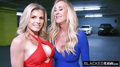 BLACKEDRAW Two wives needed more than the usual monthly BBC