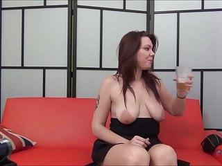 Guy licking girls pussy at nightclub Nerdy guy lick bella star wet juicy pussy