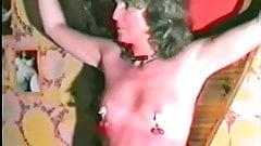 French homemade mature BDSM 2 women