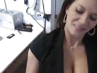 Mature young babe - Mom helps not her son