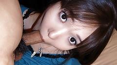 Haruka Osawa likes the way her lover is fingerfucking her