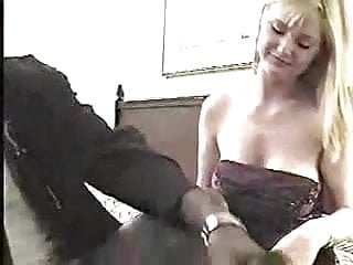 Hot young black twinks - Hot young blonde takes black cock