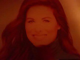 Debra messing natural redhead - Debra messing cum tribute