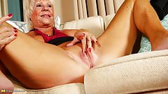 Mature moms and grannies need a good fuck