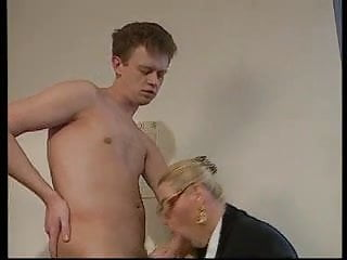Horny teacher masturbates - Horny teacher