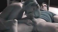 Bear Straight Muscle Trucker fuck Bitch