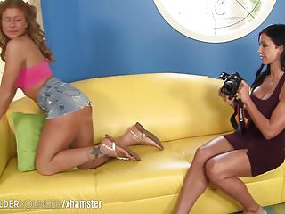 Jade jewels porn - Lesbianolderyounger jewels jade eats out pure teen