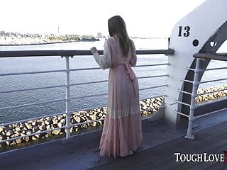 Bottom ship - Toughlovex laney grey gets fucked hard on a cruise ship