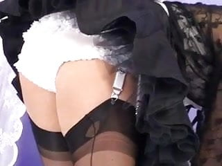 Nude french maids videos French maids in frilly knickers