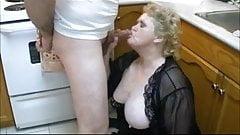 Grannie Sucking