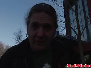 Dallas adult entertainment video Creampied dutch hooker entertains tourist