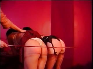Hot and sexy lingerie Two hot and sexy sluts getting tortured by a dominatrix