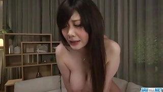 Rie Tachikawa, obedient milf, endures  - More at javhd.net