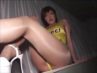 Pantyhose fuck movies Japanese pantyhose fuck part 2