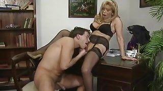 Office Fuck With Wet Ending