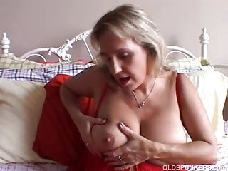 Fuck spunker - Beautiful big tits old spunker imagines you fucking her