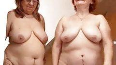 Lesbian BBW Granny Pleases A Fats Mature