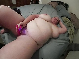 Mature masterbation xxx - My bbw masterbating