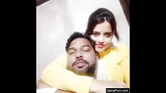Today Exclusive- Hot look Desi Couple Romance...