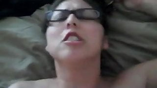 step mom and Another cream pie