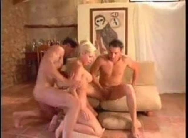Blonde In Dp Action Free Xxx Porn Video F3 Xhamster