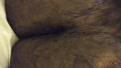 Hairy manly beefy bottom in arabia