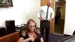 Brandi Love Easy Secretary