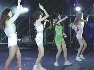 Gay group hot Korean kpop girl group hot dance