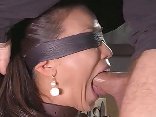 Unbeleivable deep throat - Bdsm throat fuck deep throat music video