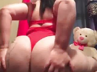 Naked santa clause - Mrs. clause twerk