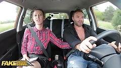 Fake Driving School Learner Buys Instructor Emilia Argan a c