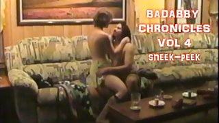 BadAbby chronicles vol 4, sneak peek